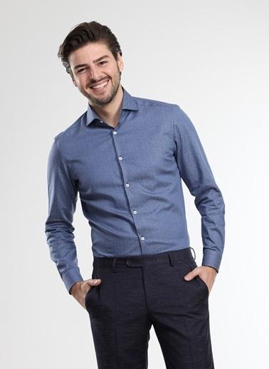 Slim Fit Gömlek-Kip